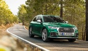Audi SQ5 TDI, retour en grâce hybride