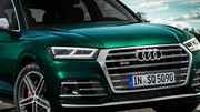 Audi SQ5 2020 : toutes les photos du SUV sportif dans sa version diesel