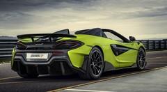 Essai McLaren 600 LT Spider : don du ciel