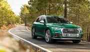 Audi SQ5 TDI 2019 : Retour au diesel et compresseur électrique