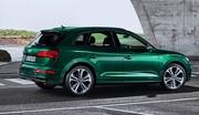 Audi SQ5 TDI : avec une hybridation douce