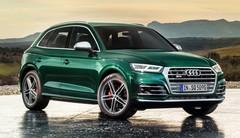 Audi SQ5 : le retour du diesel TDI
