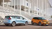 Renault Scénic : les Diesel en automatique