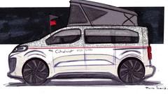 Citroën SpaceTourer The Citroënist : le van pour les fans