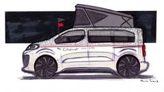Citroën SpaceTourer : un nouveau concept de camping-car