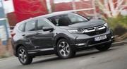 Essai Honda CR-V Hybrid 2.0 i-MMD 4WD (2019) : Transition réussie