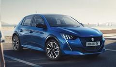 La nouvelle Peugeot 208 en fuite avant sa présentation