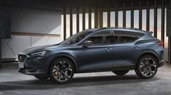 Concept Cupra Formentor : SUV, hybride, sportif