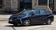 600 taxis hydrogène prévus à Paris fin 2020