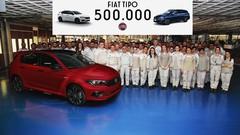 Fiat Tipo : la barre des 500 000 exemplaires franchie
