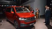 Restylé, le Volkswagen Multivan entre dans l'ère numérique