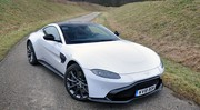 Essai Aston-Martin Vantage (2018) V8 4.0 Bi-turbo : La vantage et l'inconvénient