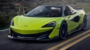 Essai McLaren 600 LT Spider : l'exclusivité a du bon