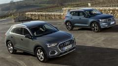 Essai Audi Q3 35 TDI quattro vs Volvo XC40 D3 AWD : le match des SUV premium