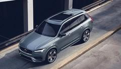 Volvo XC90, retouché et, à nouveau, électrifié