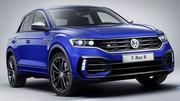 Volkswagen T-Roc R (2019) : le SUV passe à 300 ch au salon de Genève