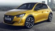 Nouvelle Peugeot 208 (2019) : l'électrochoc au salon de Genève