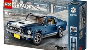 Achat incontournable : la Ford Mustang… en Lego !