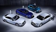 Audi Q5, A6, A7 & A8 TFSI-e : L'offensive PHEV