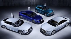 Audi A6, A7, A8 et Q5 TFSI e : l'offensive hybride rechargeable