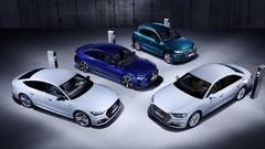 Nouvelles motorisations « TFSI e » hybrides pour les Audi A8, A7, A6 et Q5