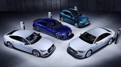 Audi repart, en force, à l'assaut de l'hybridation rechargeable !