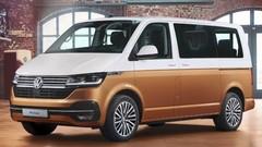 Volkswagen Multivan 2019 : restylage et nouvelles technologies