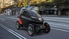 Seat Minimo : une alternative au Twizy ?