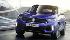 Volkswagen T-Roc R: presque prête pour la production