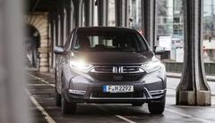 Essai Honda CR-V Hybrid : mi-électro, mi-techno ?