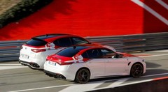 Série limitée : Giulia et Stelvio Quadrifoglio Alfa Romeo Racing