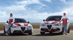 Genève 2019 : série spéciale Racing pour les Giulia et Stelvio