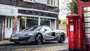 Essai McLaren 600LT : Sale caractère