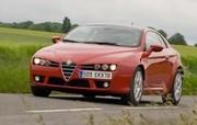 Essai Alfa Romeo Brera 2.4 JTD et V6 3.2 : Une bourgeoise au régime