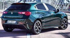 Alfa Romeo Giulietta : encore une mise à jour