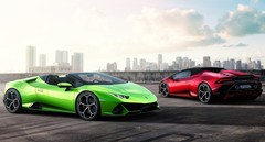Lamborghini Huracan Evo Spyder : Le V10 de 640 ch sans filtre