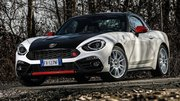 Abarth 124 Spider Rally Tribute et 595 EsseEsse à Genève