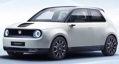 Honda e-Prototype : une N600 électrique pour 2020