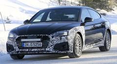 Audi A5 : un restylage pour bientôt