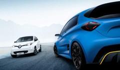 Renault : N°1 de la voiture électrique en Europe