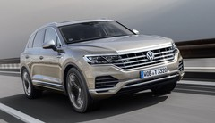 Genève 2019 : Volkswagen annonce le Touareg V8 TDI