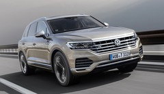 Volkswagen Touareg : VW ose le retour du… V8 TDI !