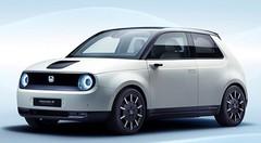 Honda e-Prototype : La citadine électrique à 95%