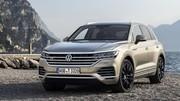 Volkswagen dévoile son Touareg TDI