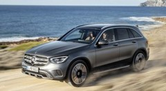 Mercedes GLC : il s'offre un lifting pour Genève