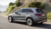 Genève 2019 : Mercedes dévoile son GLC restylé