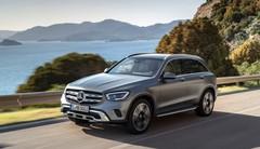 Le Mercedes GLC revoit sa copie à Genève