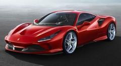 Ferrari F8 Tributo : remplace la 488 GTB