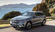 Mercedes GLC : Coup de bistouri et micro-hybridation