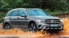 Hybridation légère pour le SUV Mercedes GLC